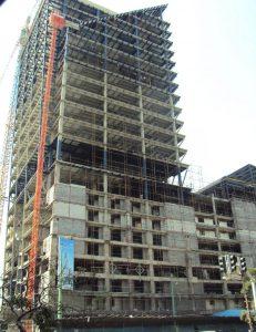 دانلود پروژه 6 طبقه بتنی کامل