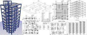 دانلود جزوه بسیار خوب آموزش طراحی سازه فولادی